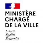 logo ministère chargé de la ville